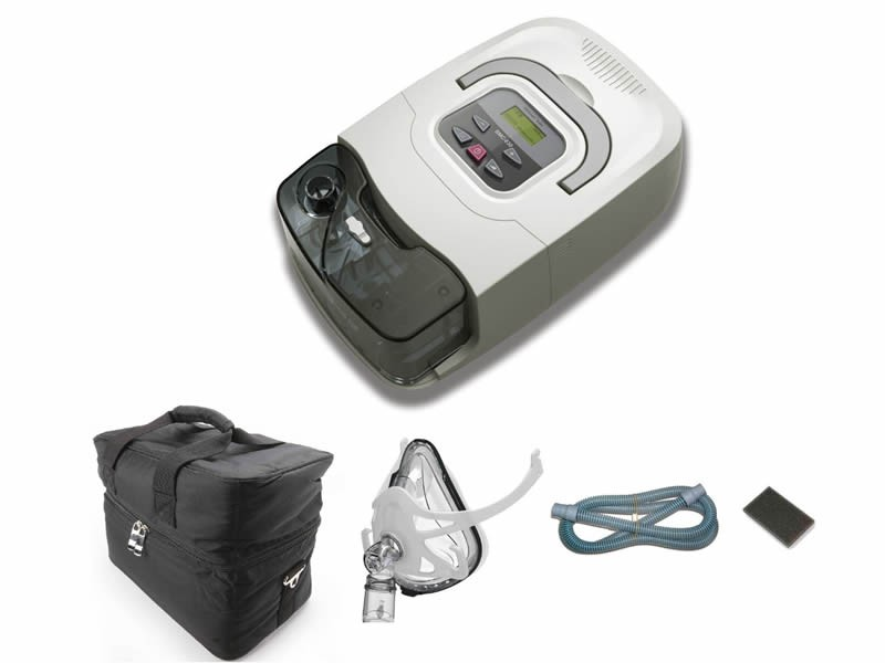 Set completo Auto CPAP